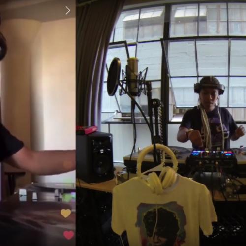 Live From Her DJ Booth w/ PZB (Aretha Franklin DJ Mix)